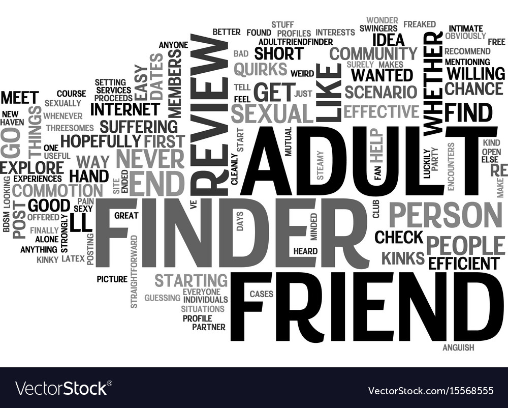Adult Finder Review