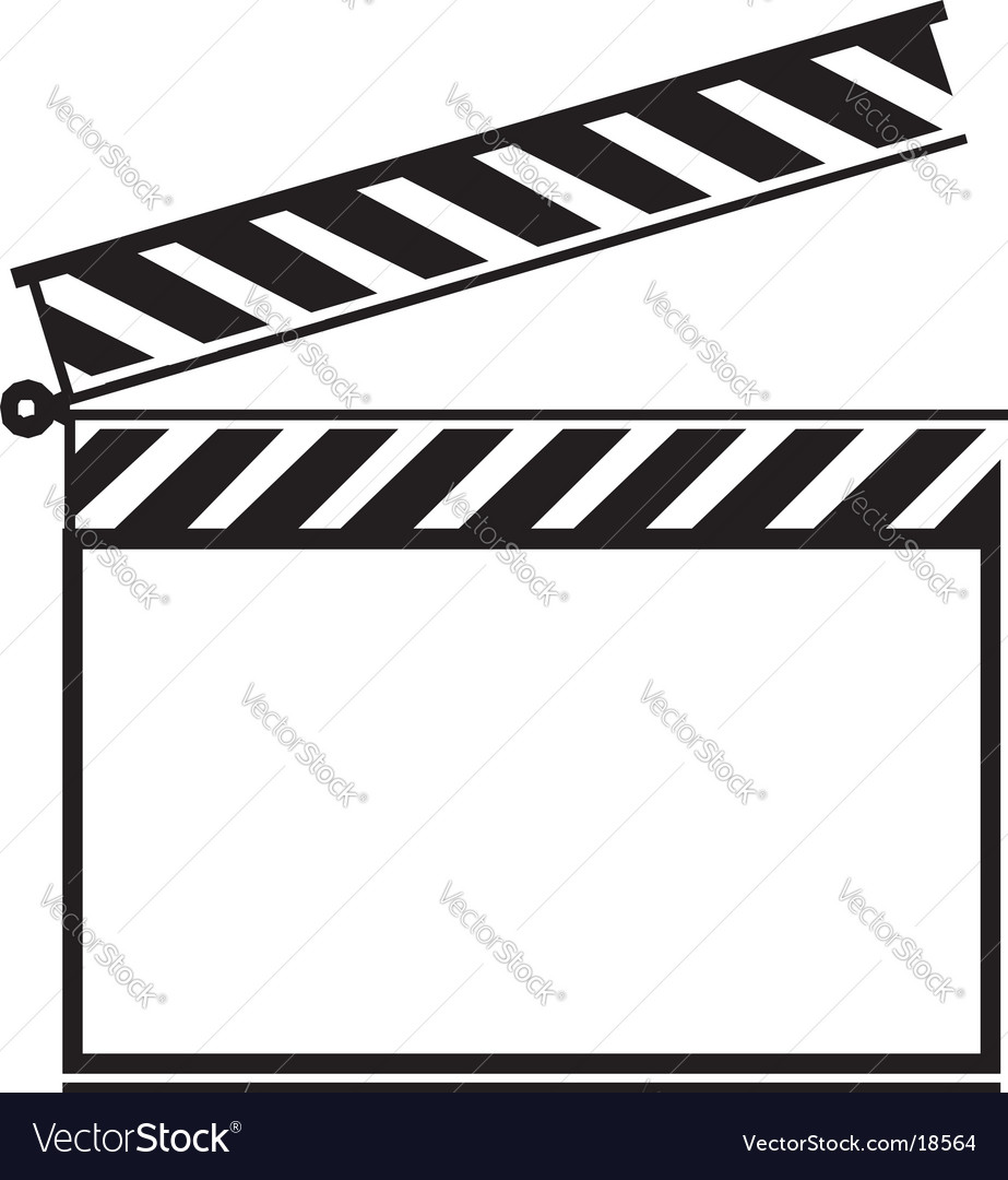 movie clapboard template clapper board stock images royalty free rh cin sure info