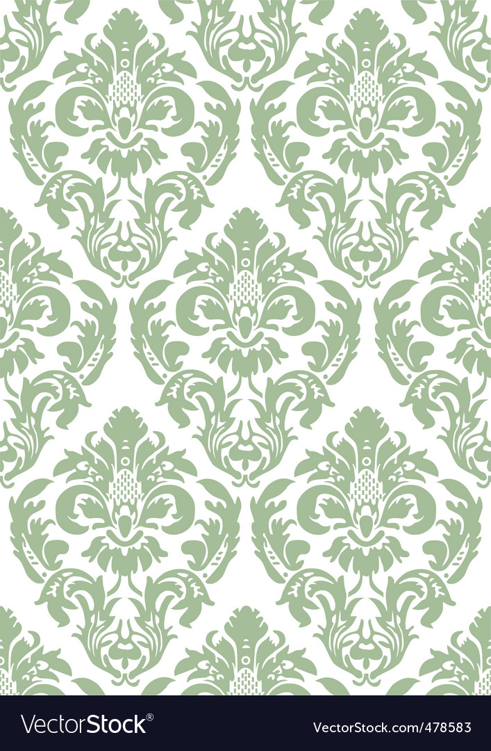 Floral Wallpaper floral wallpaper royalty free vector image - vectorstock
