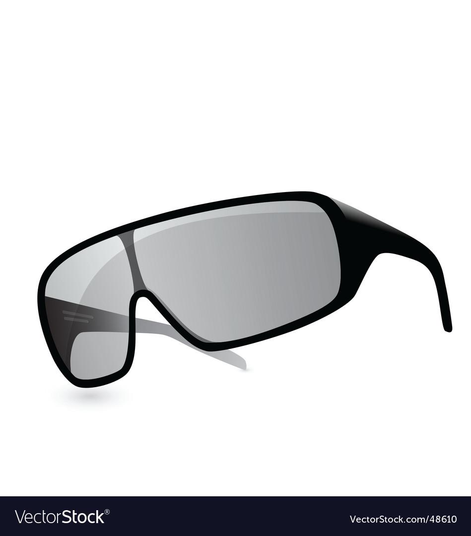 Sunglasses illustration Vector Image
