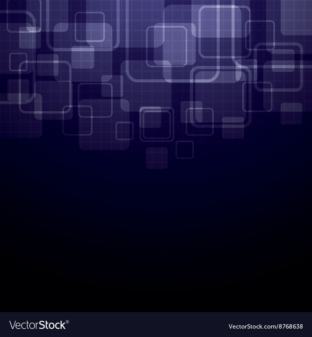 Violet technology abstract background vector image