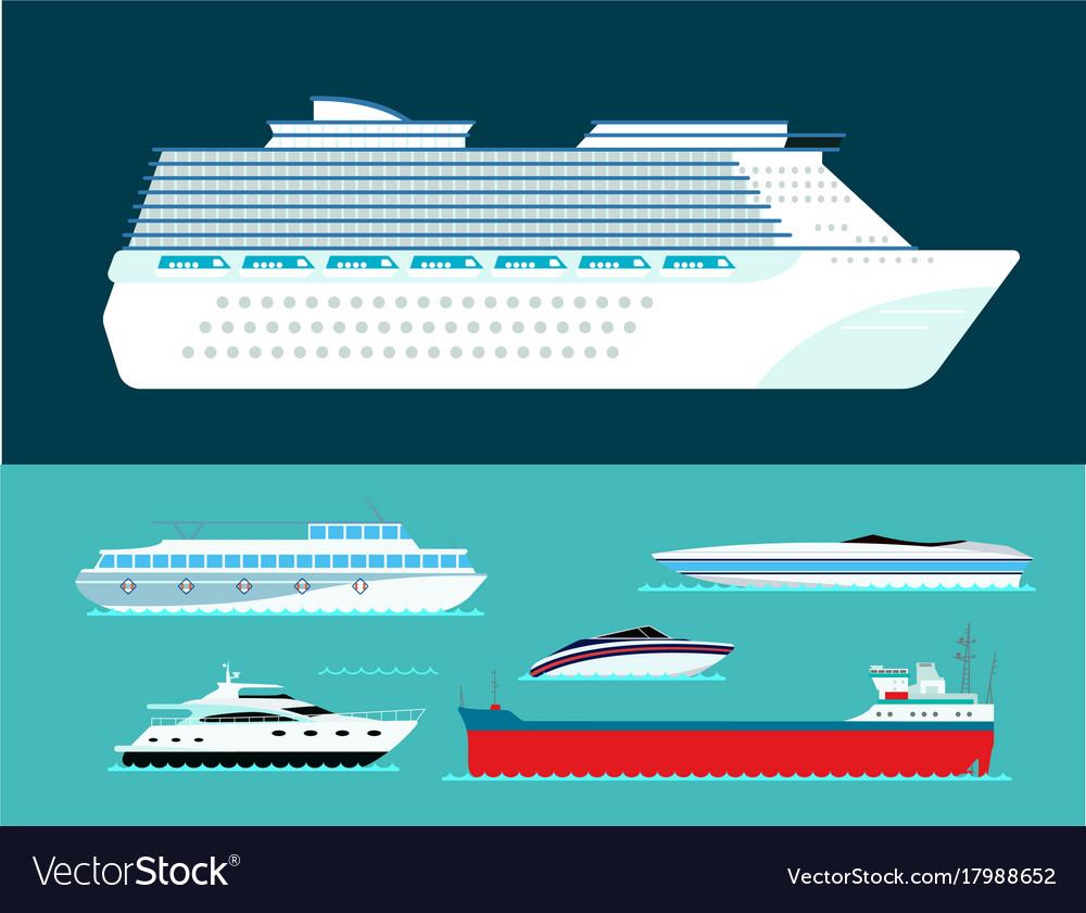 Ship cruiser boat sea symbol vessel travel vector image ship cruiser boat sea symbol vessel travel vector image buycottarizona