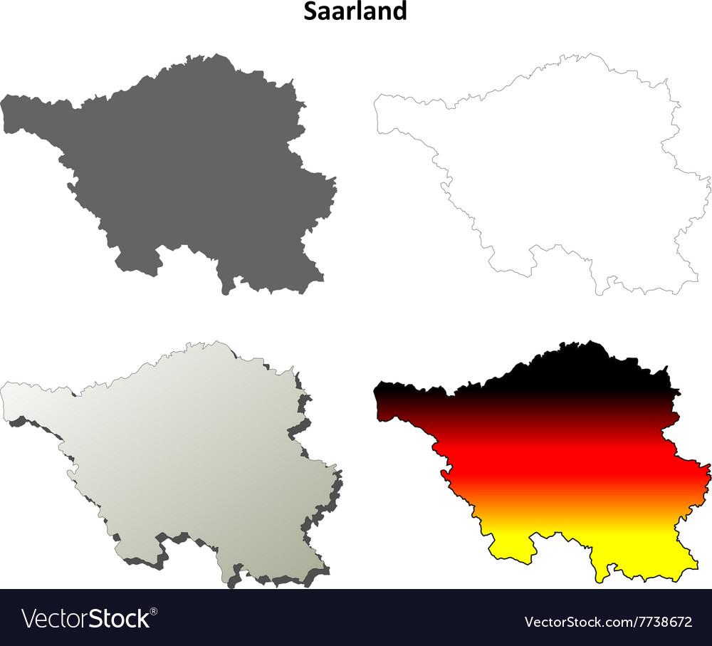 Saarland Vector Images 48