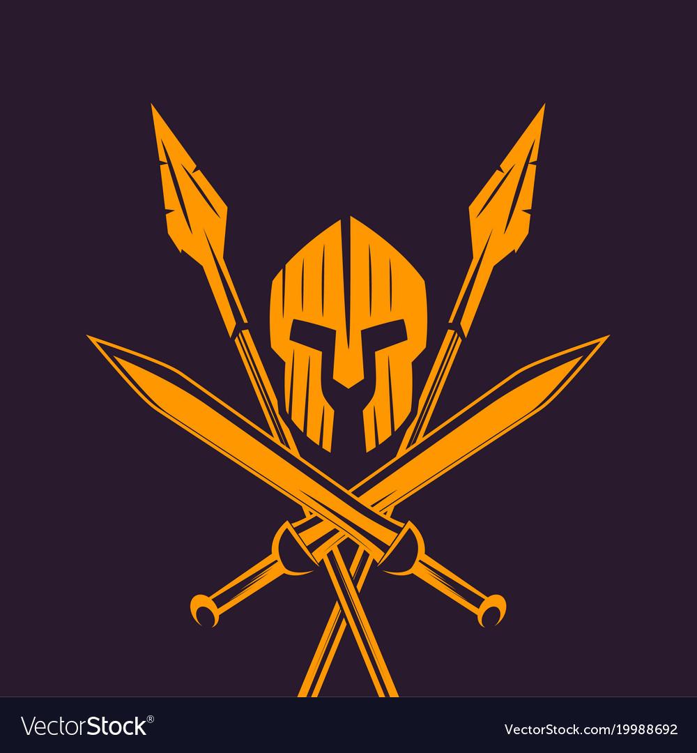 Spartans Logo Images