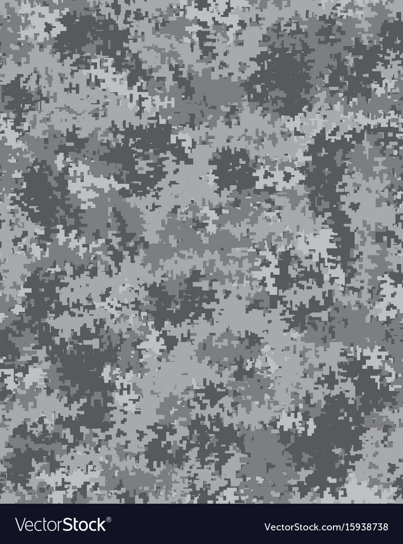 Digital fashionable camouflage vector image
