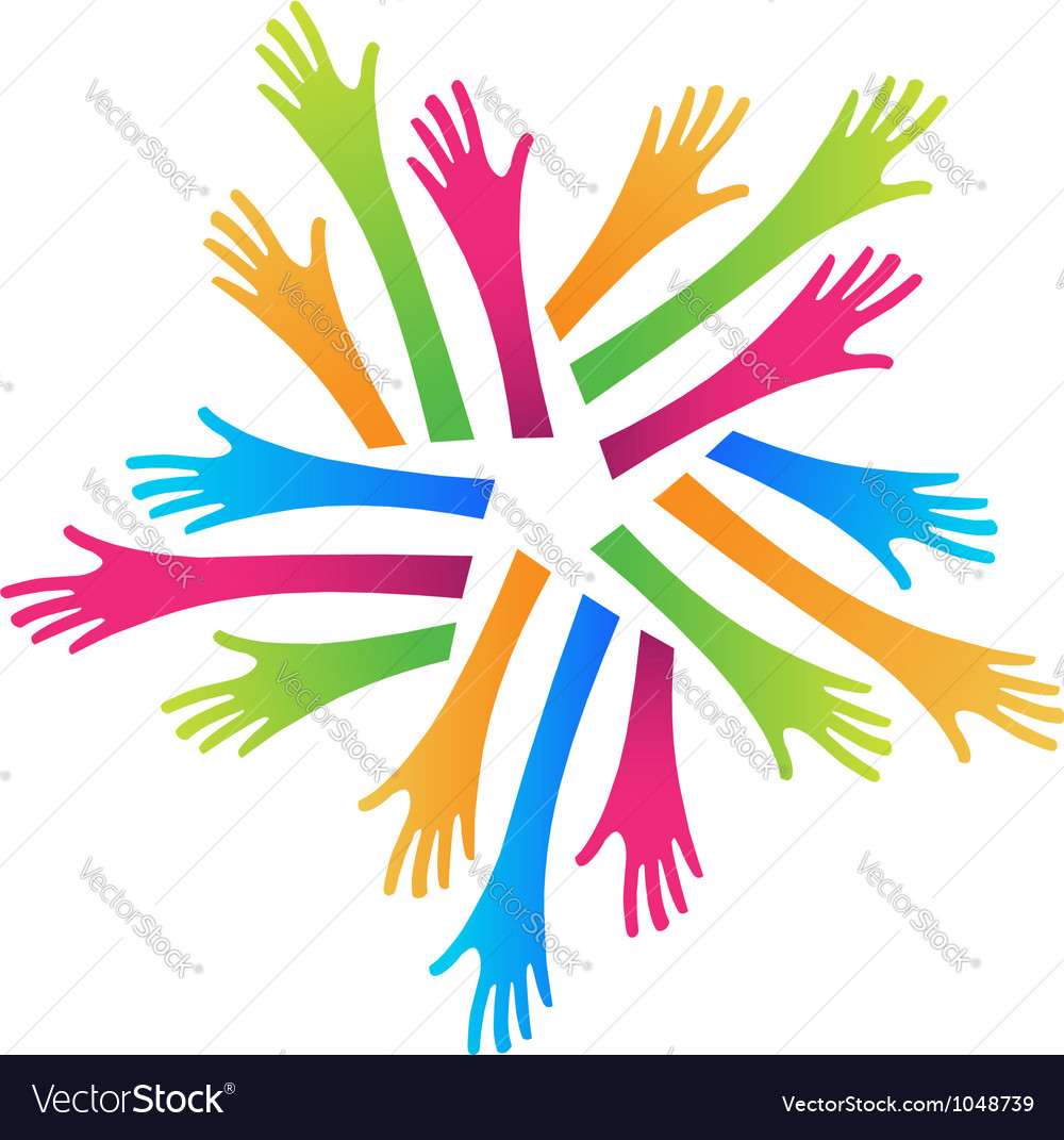 helping hands images free helping hands royalty free vector image vectorstock 1256