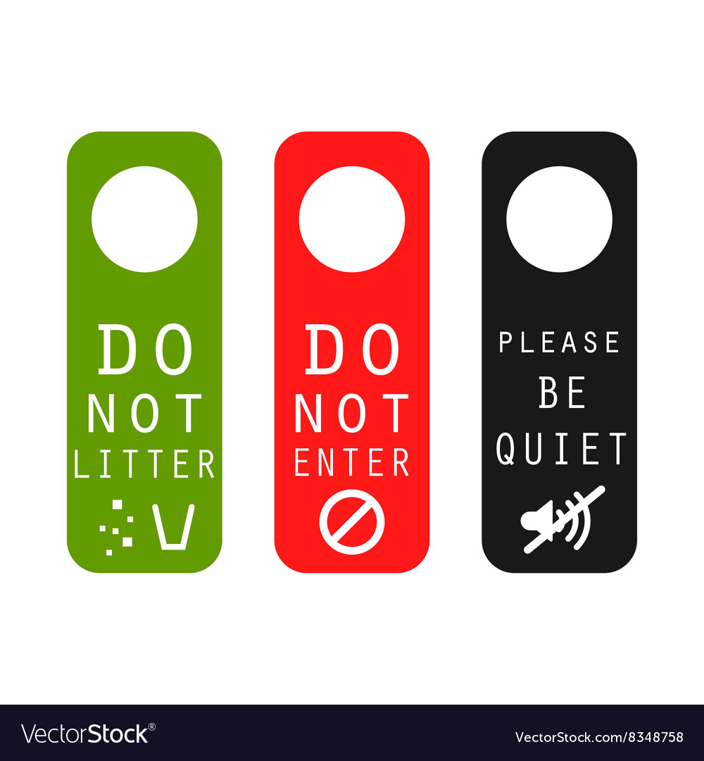 Please keep quiet sign vector images 10 buycottarizona Choice Image
