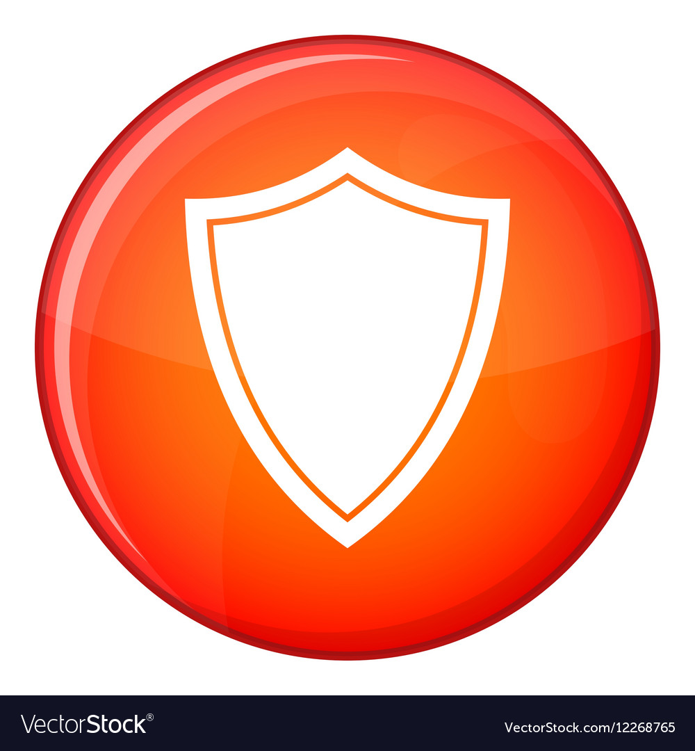 Shield for war icon flat style royalty free vector image shield for war icon flat style vector image biocorpaavc Images