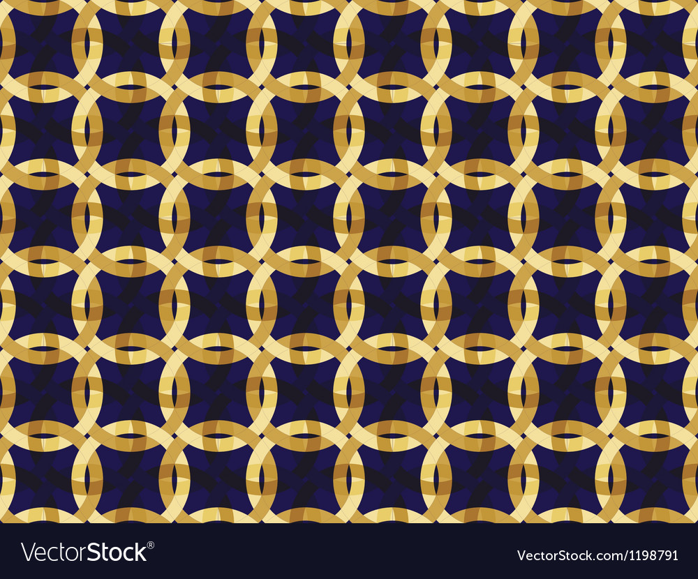 Celtic knots ornament vector image