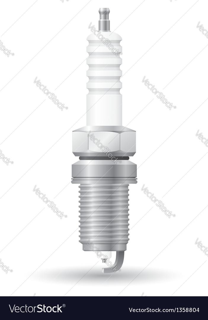 Car spark vector image