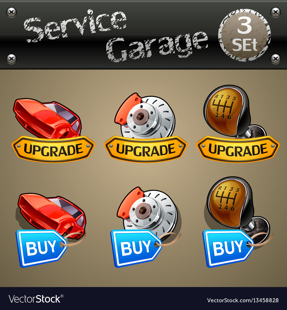 Game upgrade icon