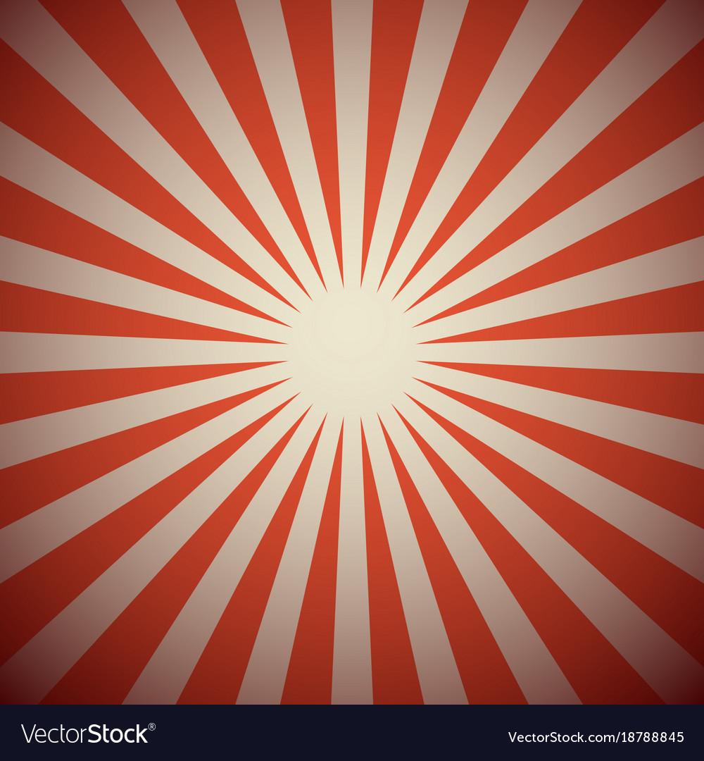 Retro background vintage backdrop with star shape vector image