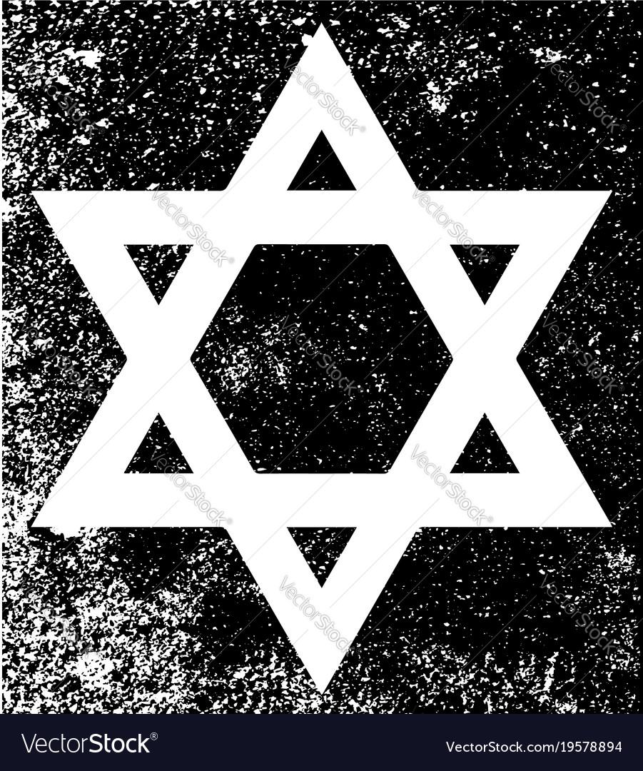 Star of david keyboard symbol image collections symbol and sign star of david half tone royalty free vector image star of david half tone vector image biocorpaavc