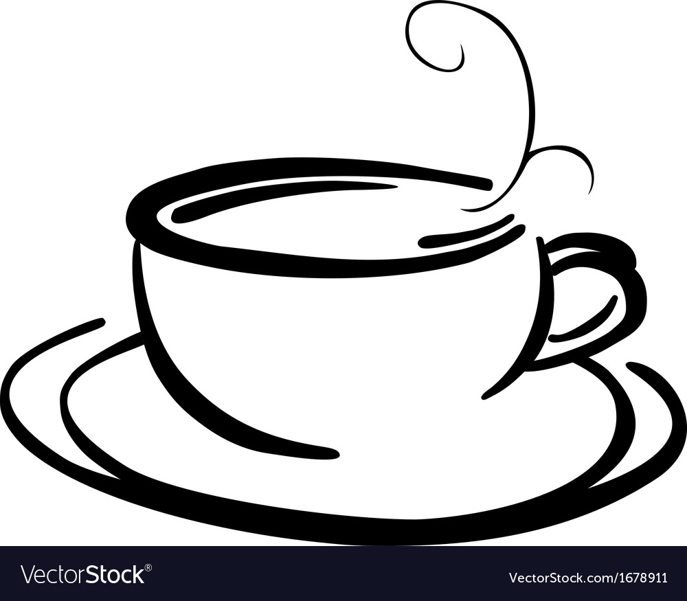 Coffee cup vector free - Coffee Cup Vector Image