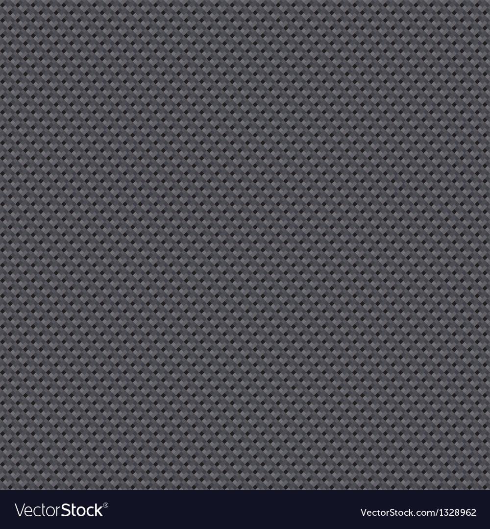 Carbon texture vector image
