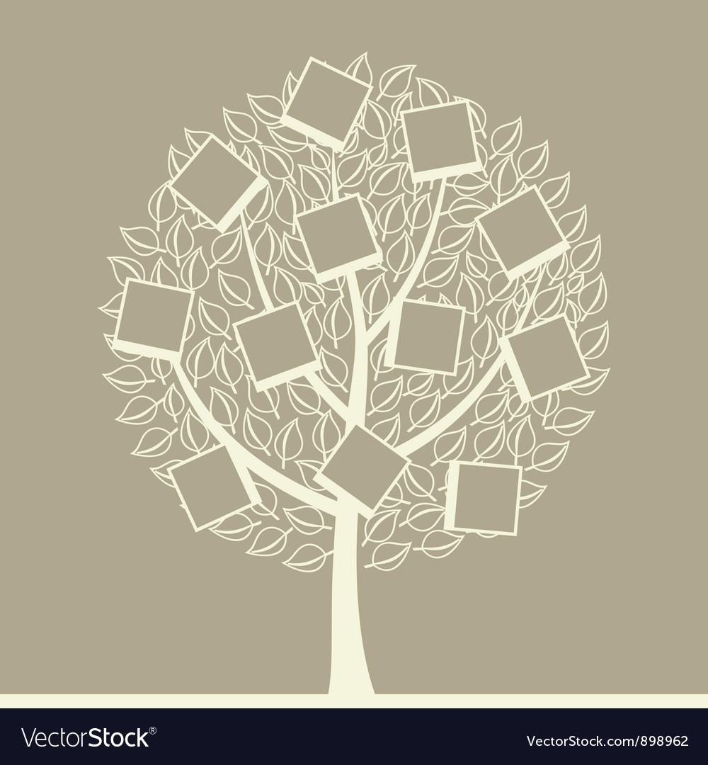 Photo a tree vector image