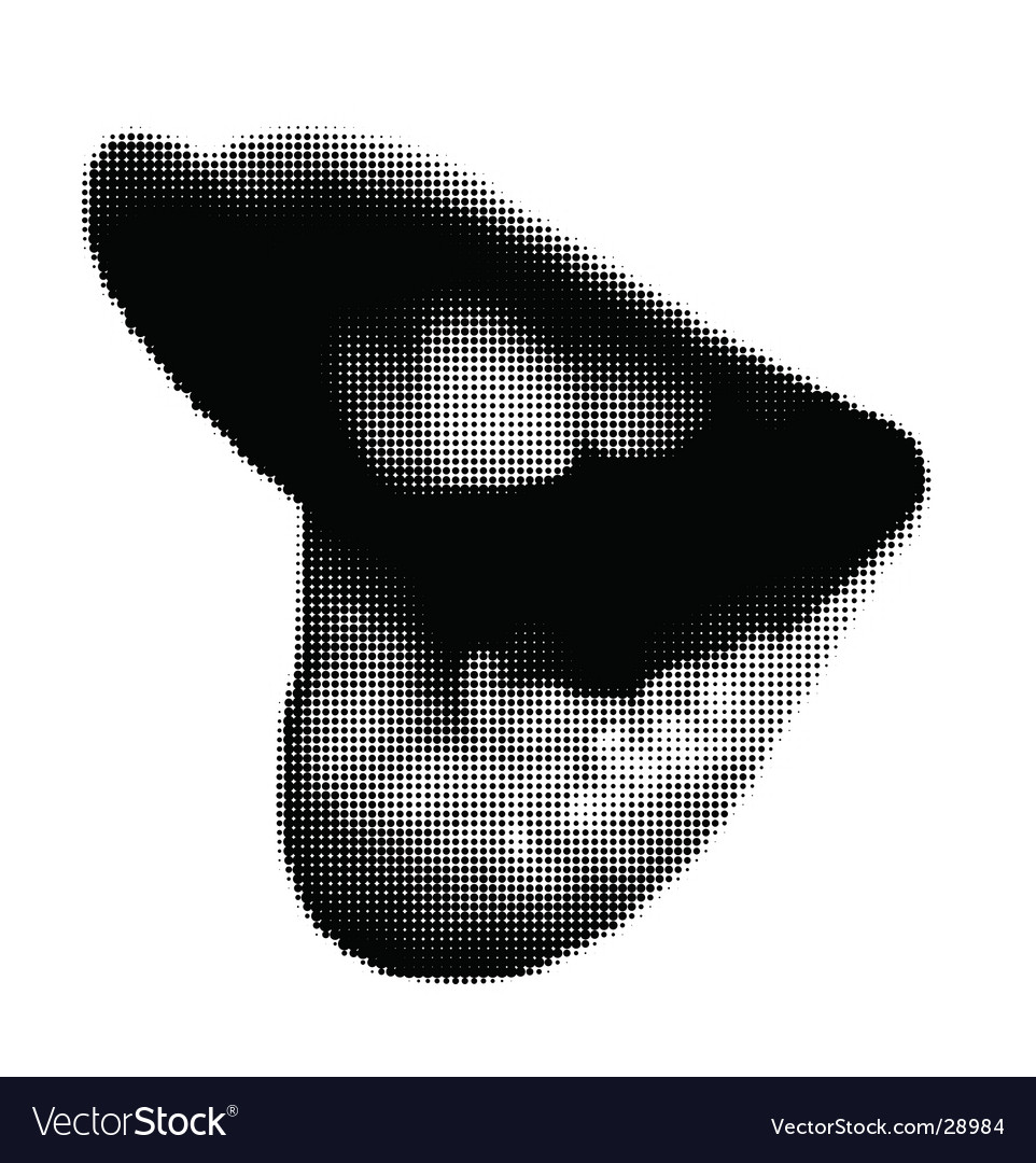 illustration of sexy lips Vector Image