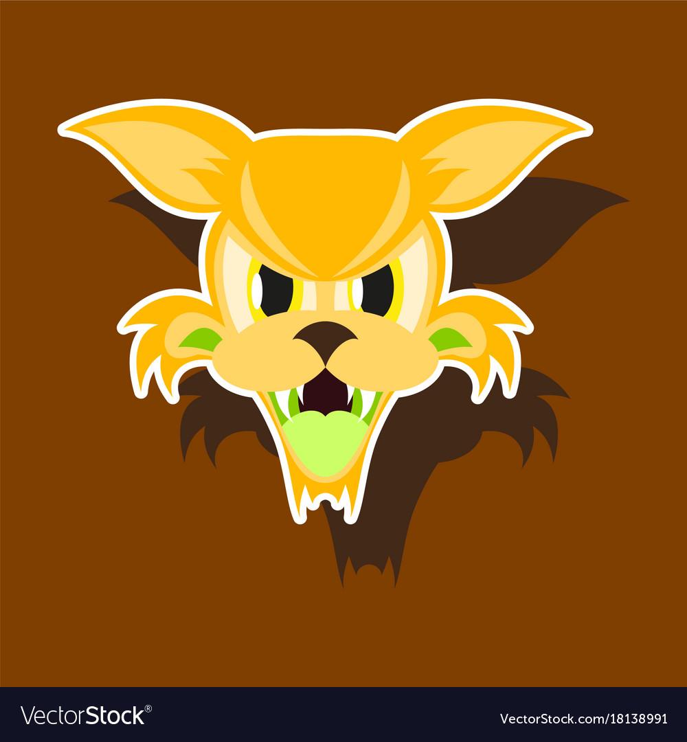 angry grumpy cat emoji face