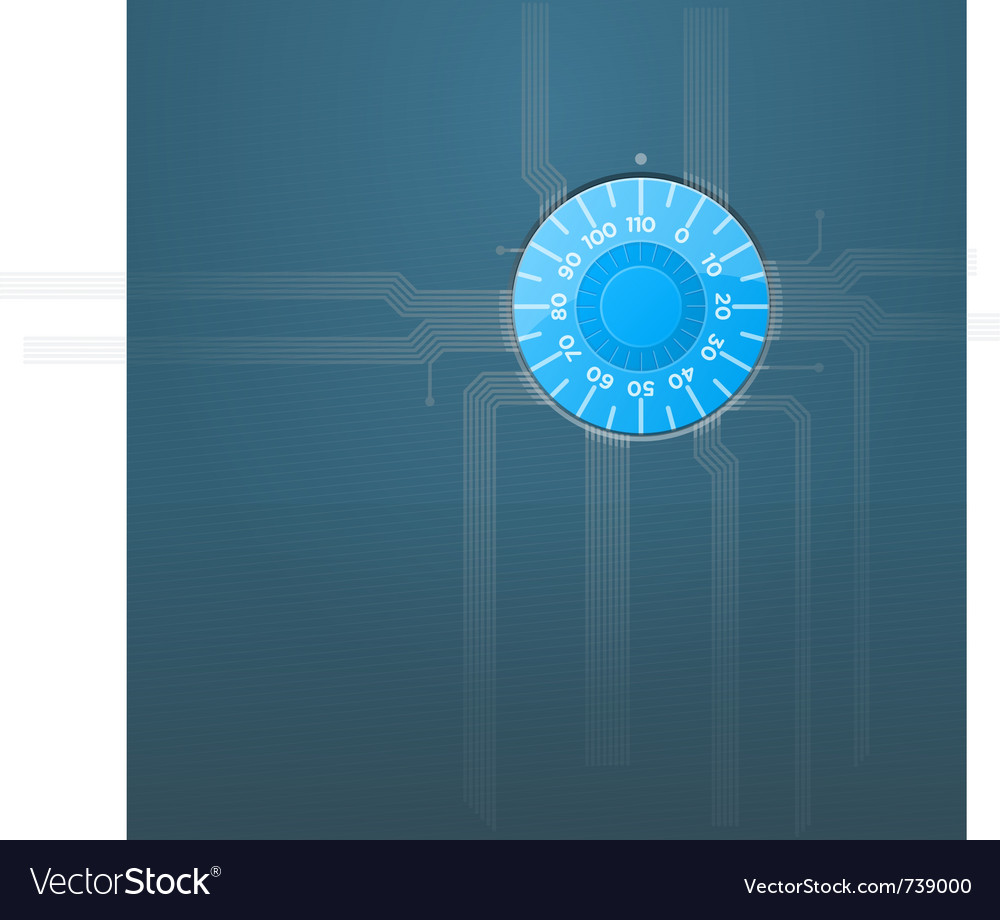 Software security vector image