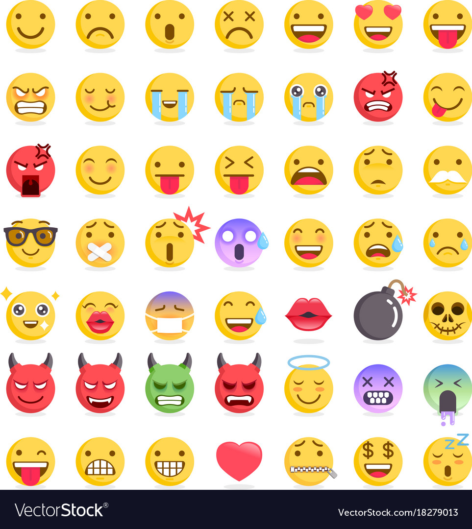 Facebook emoticon symbols gallery symbol and sign ideas emoji emoticons symbols icons set royalty free vector image emoji emoticons symbols icons set vector image buycottarizona