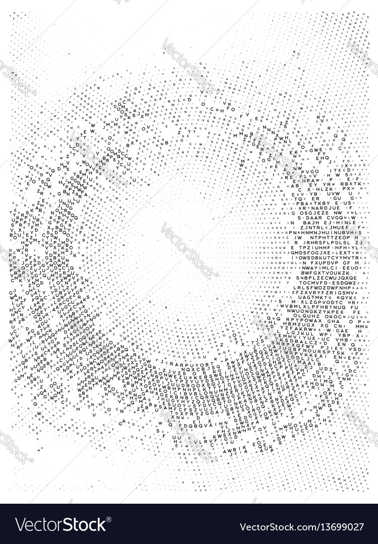 Vintage abstract radial halftone backgrounds from vector image
