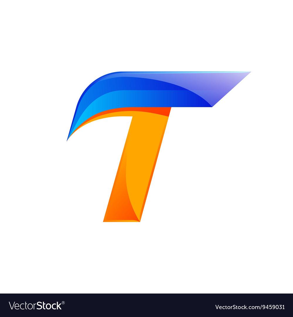 letter t logo design clipart library