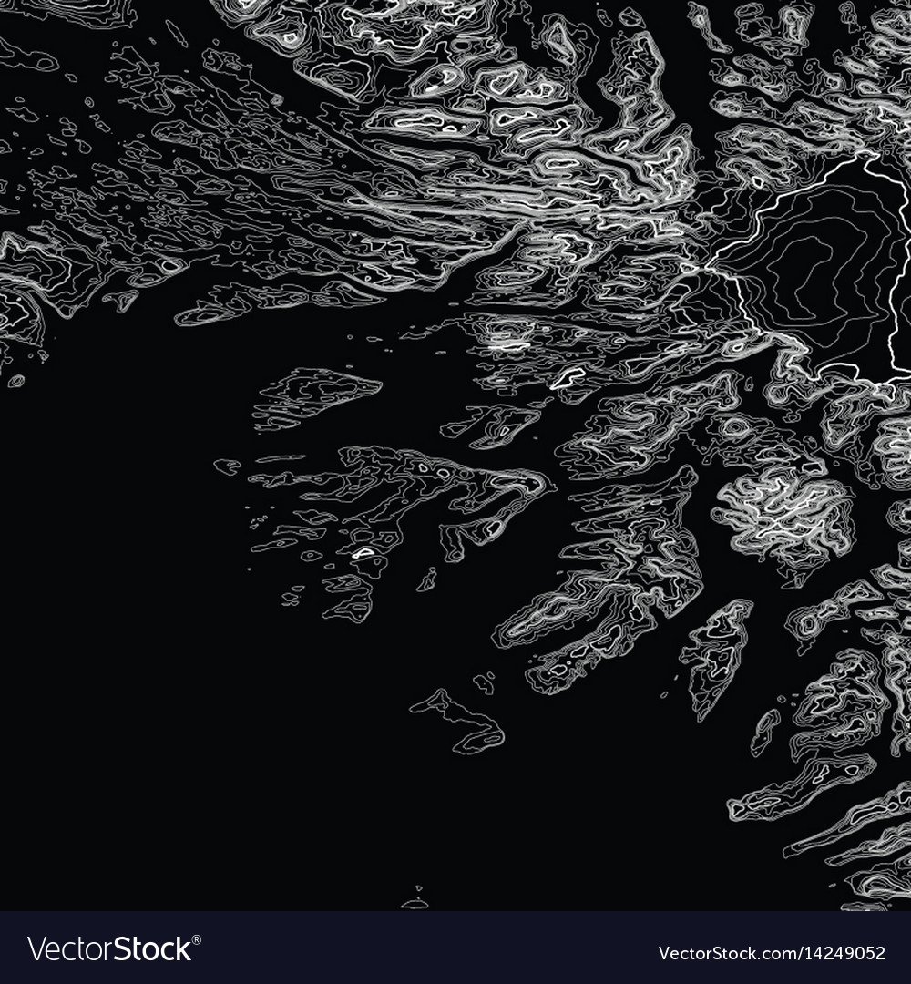 Abstract grayscale earth relief map royalty free vector abstract grayscale earth relief map vector image gumiabroncs Image collections