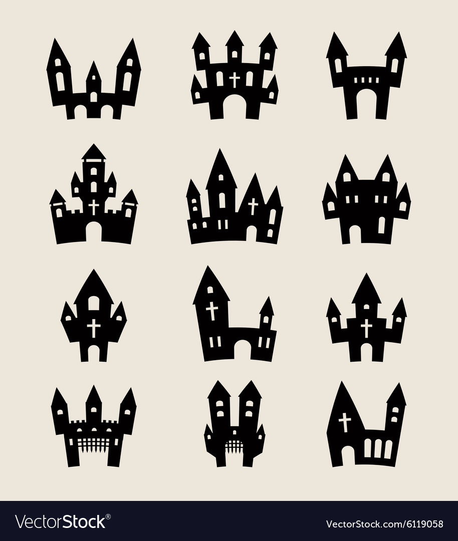 Halloween and holidays vector image