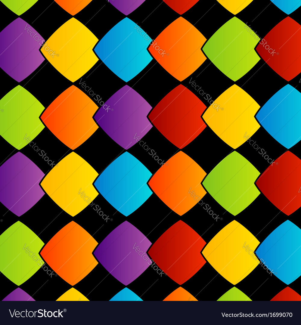 Colorful Tile background Royalty Free Vector Image