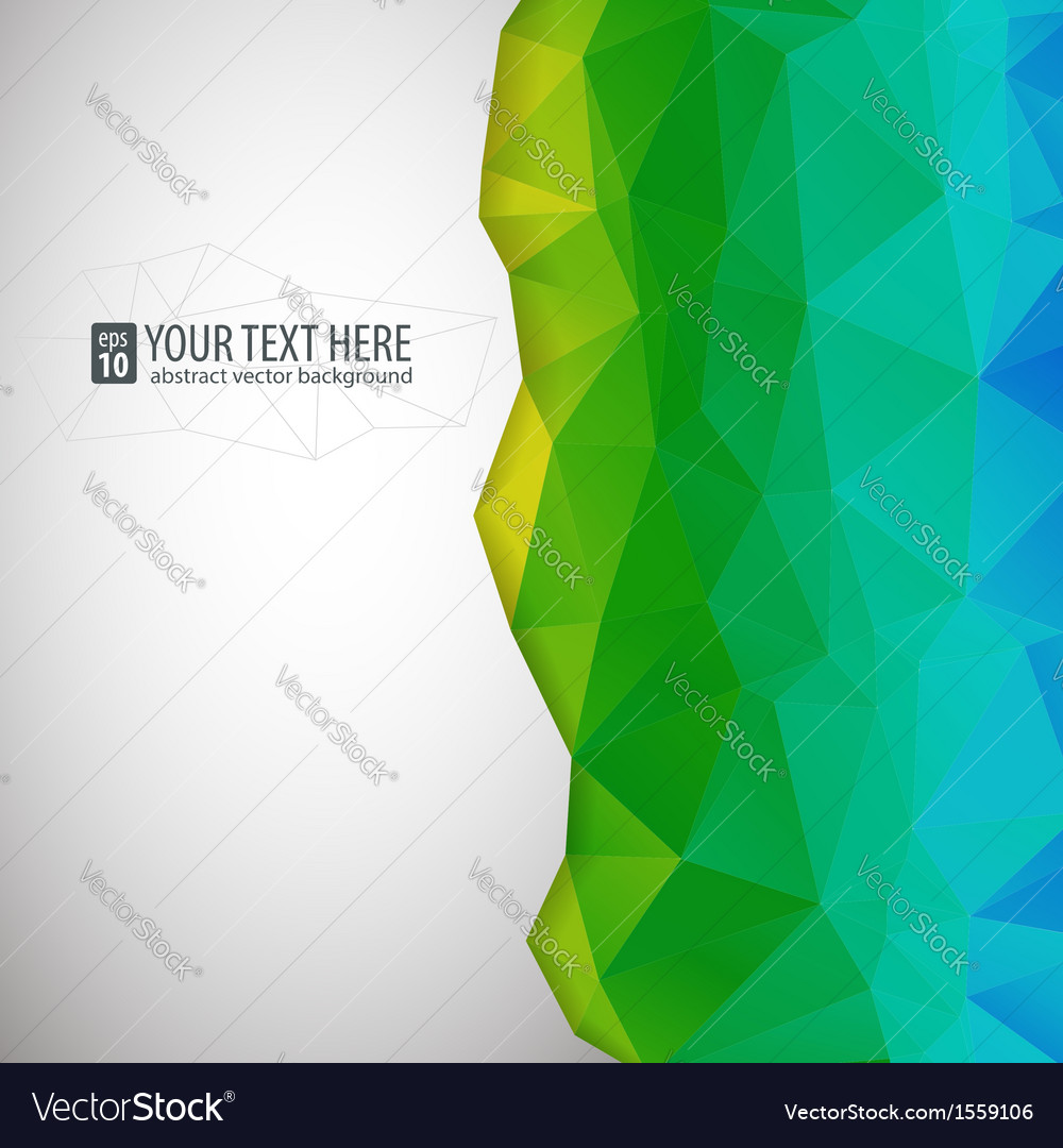 Background for presentations and design vector image