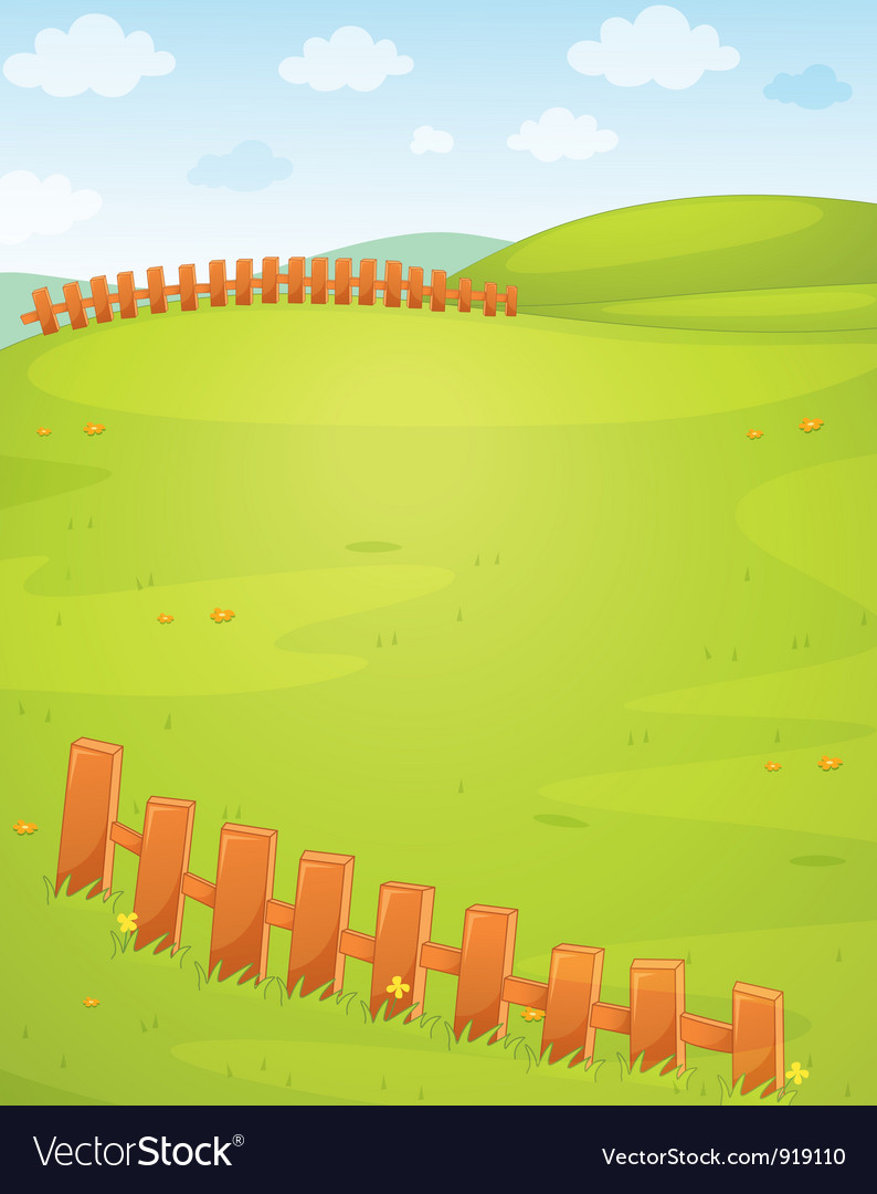 Field vector image
