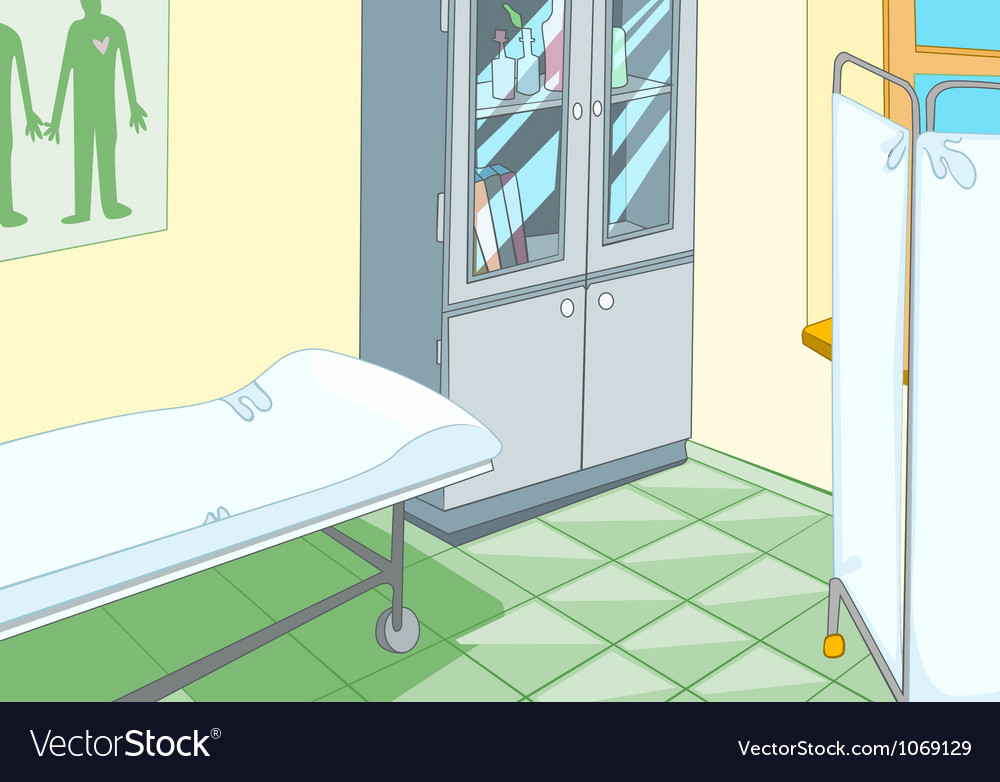 Medical Office vector image