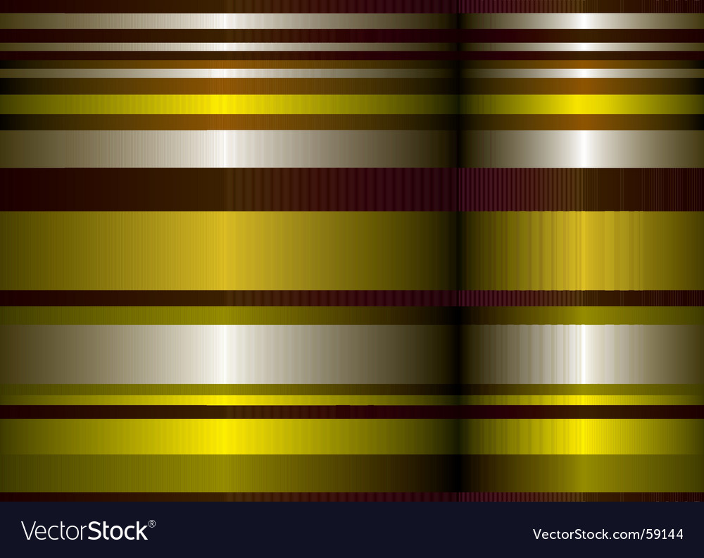 Ribbon background vector image
