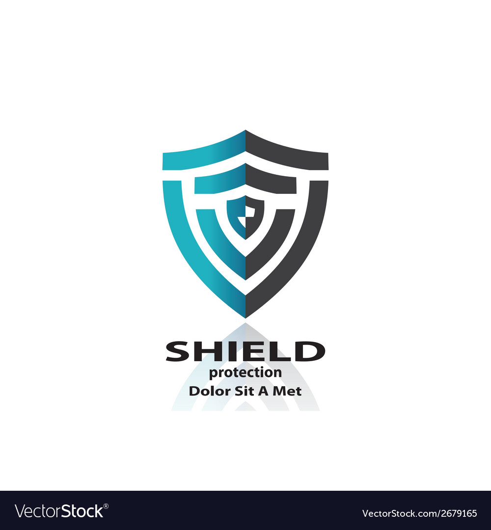 Symbol of security vector image