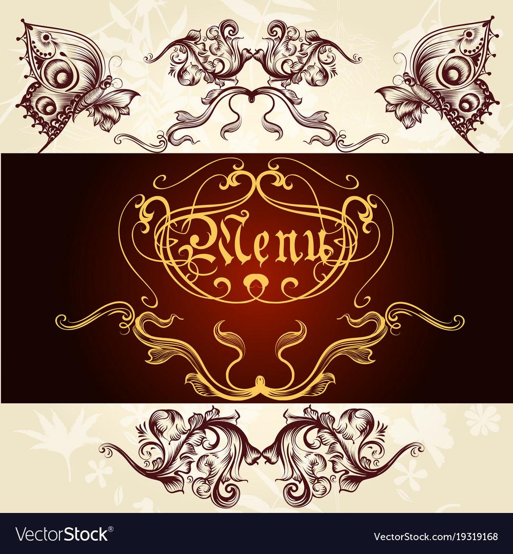 menu elegant - Romeo.landinez.co