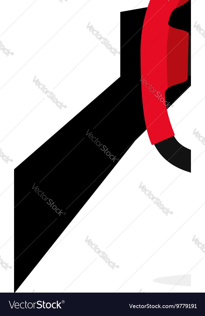 Racing steering wheel icon isolated creative auto vector image
