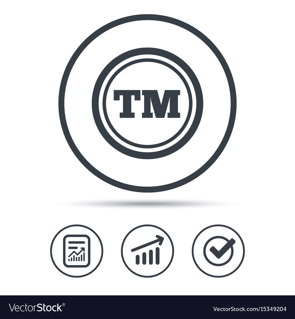 Registered tm trademark icon intellectual work vector image registered tm trademark icon intellectual work vector image buycottarizona