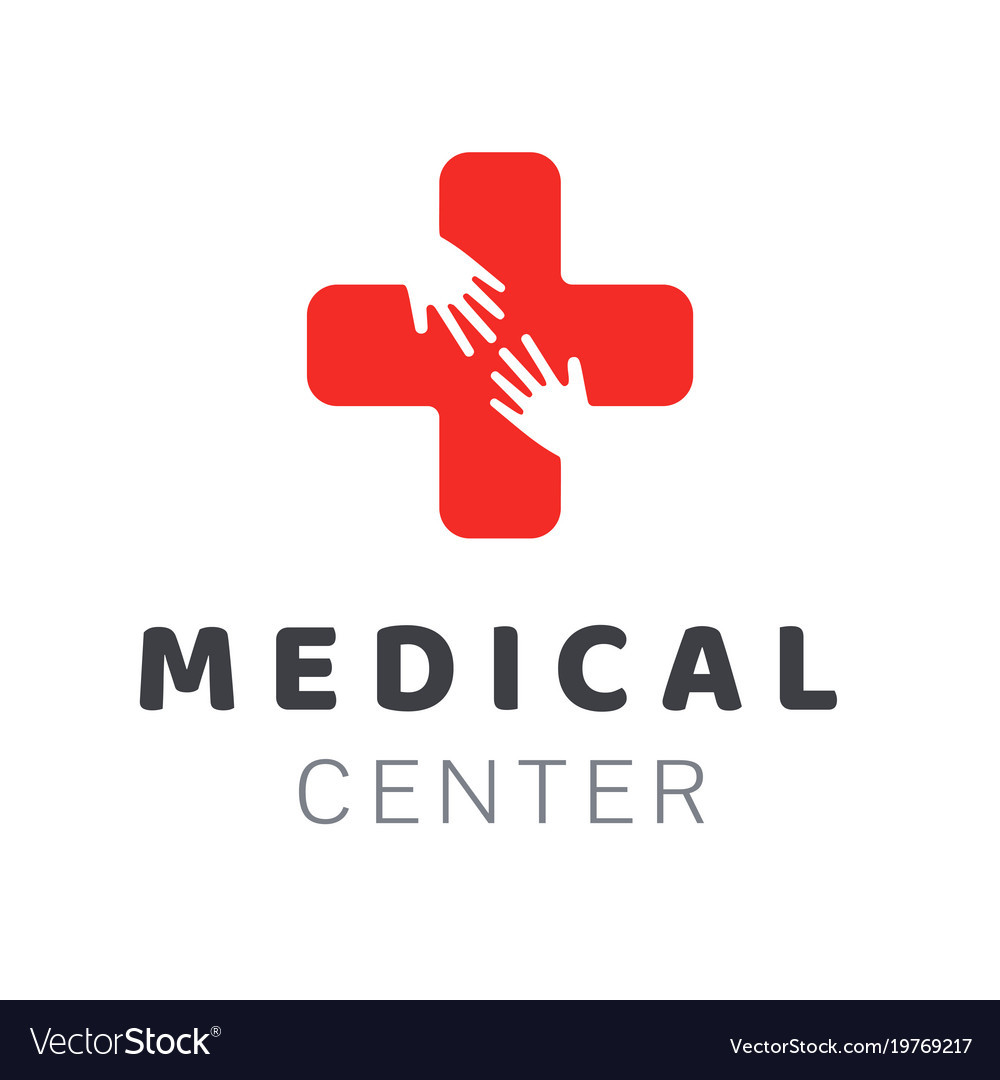 Medical center icon logo creative design element vector image medical center icon logo creative design element vector image biocorpaavc