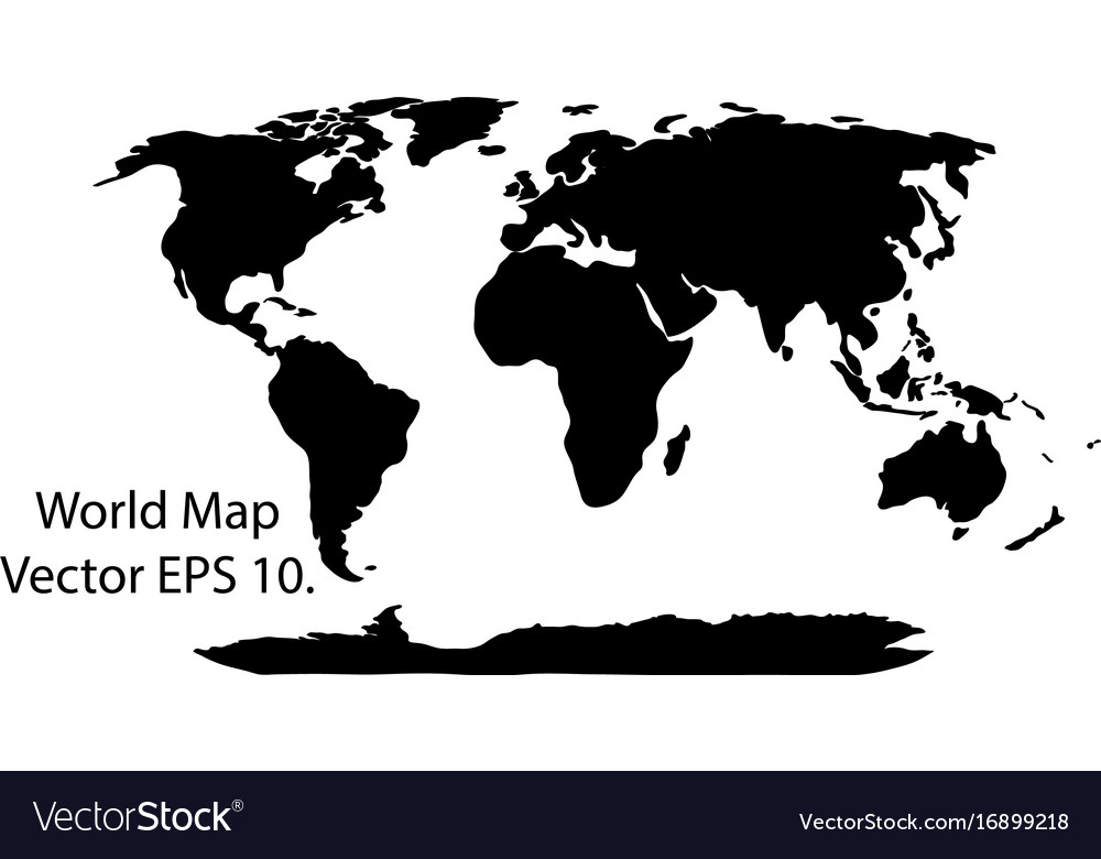 World map earth globe eps 10 royalty free vector image world map earth globe eps 10 vector image gumiabroncs Choice Image