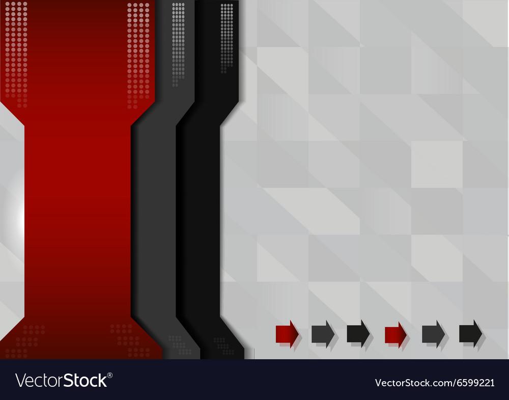 Geometry shape pattern vector image