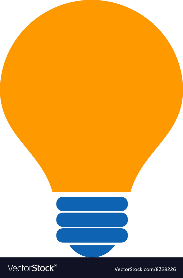 Light-Bulb-380x400 vector image