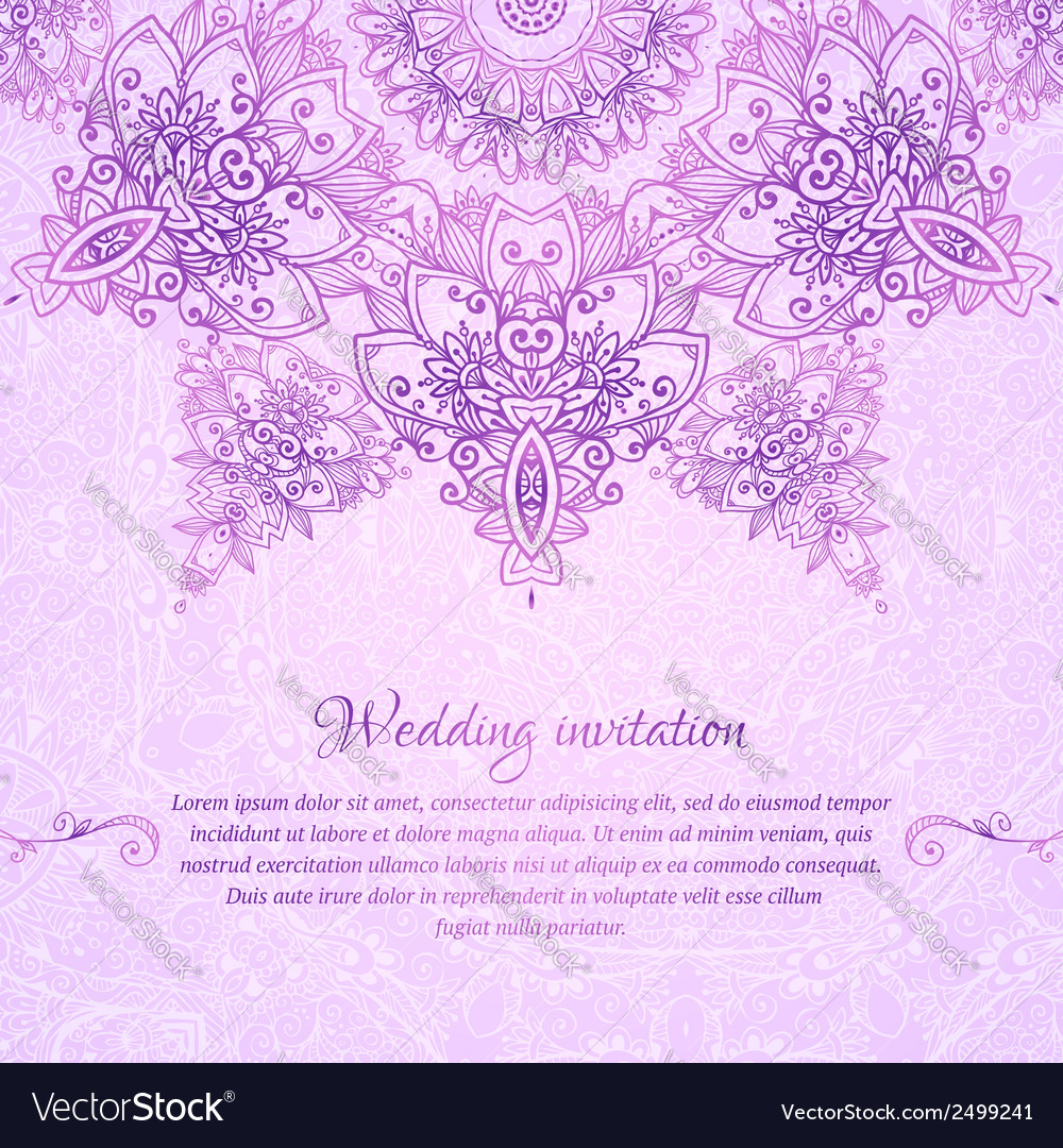wedding card background