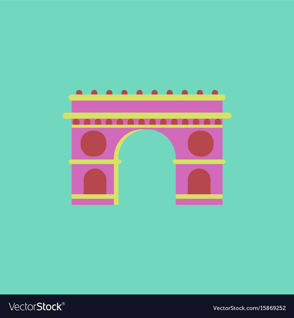 Triumphal arch architecture