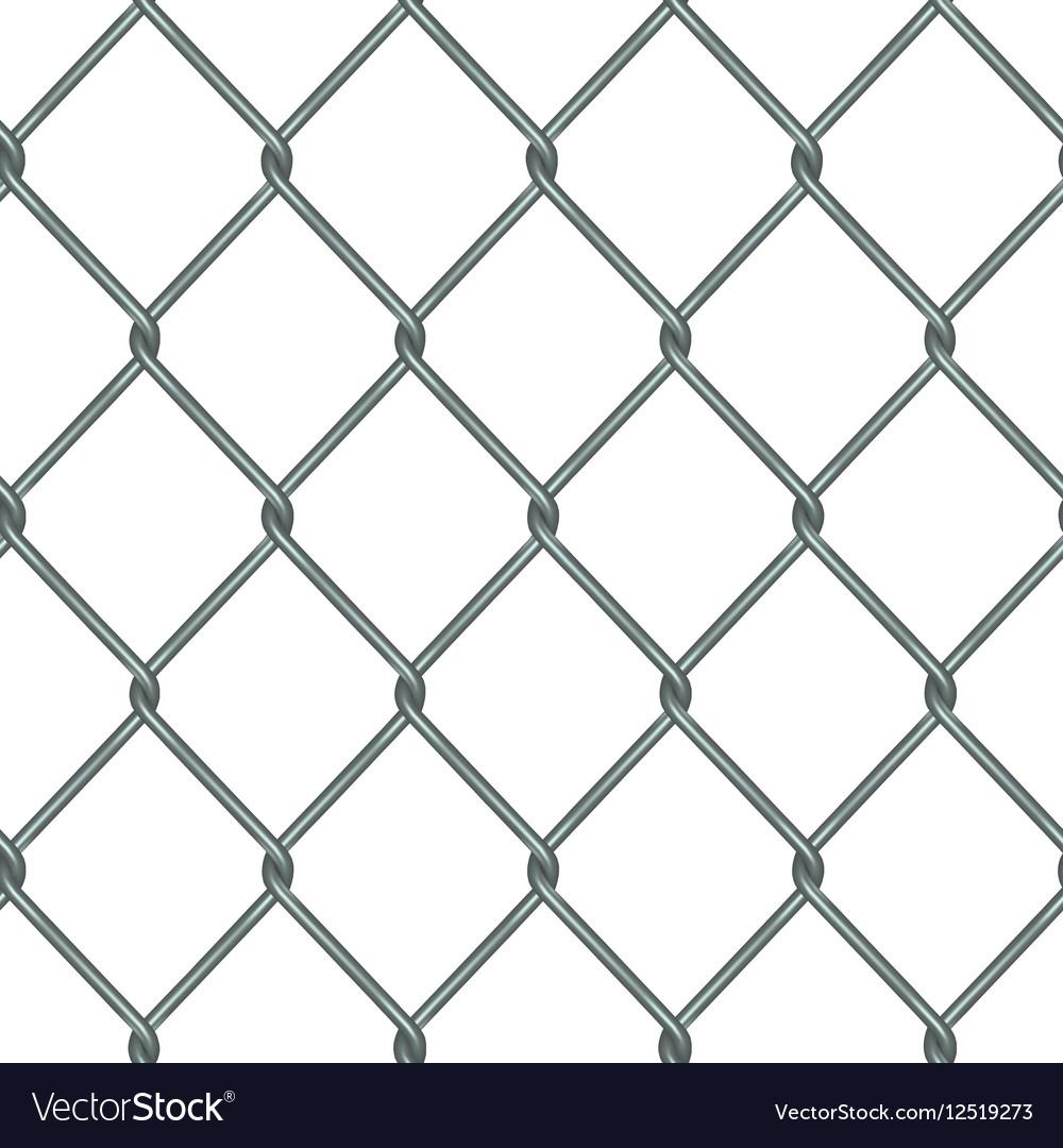 Rabitz Grid Background Pattern vector image