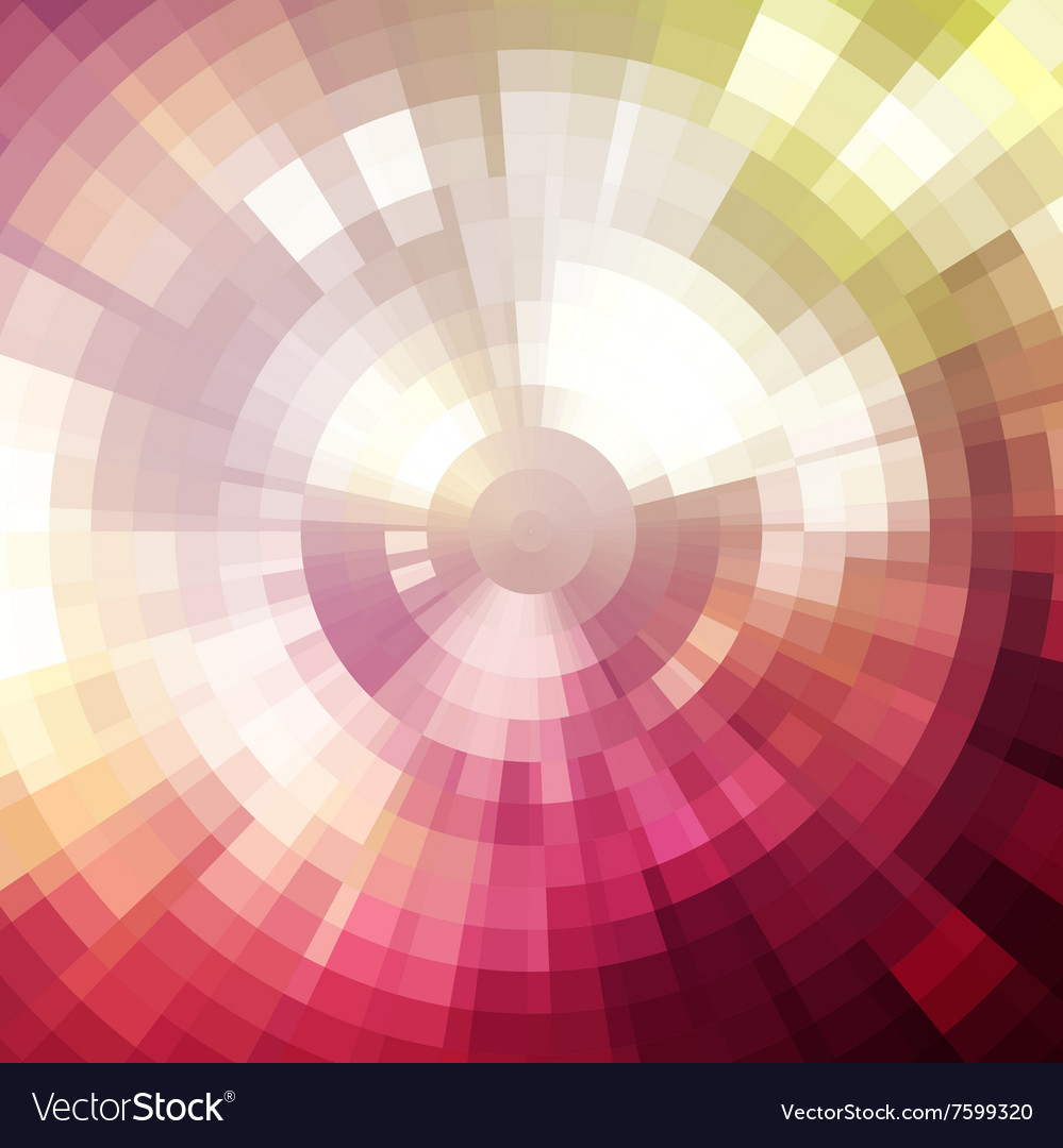 Glitter background in disco style vector image