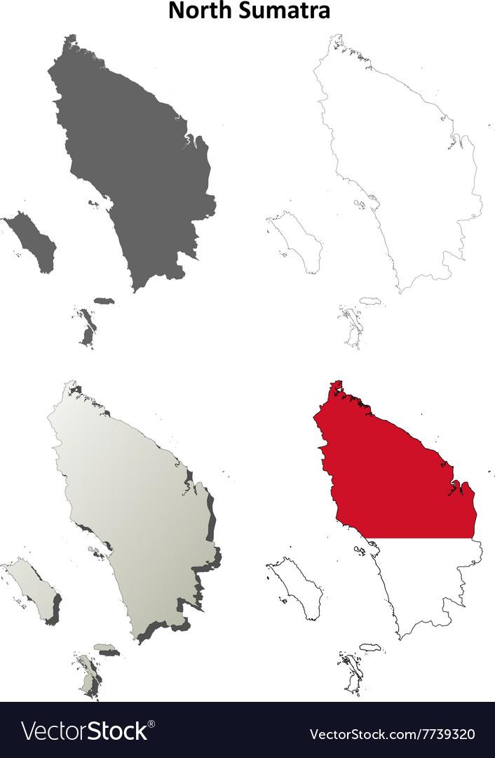 Sumatra World Map