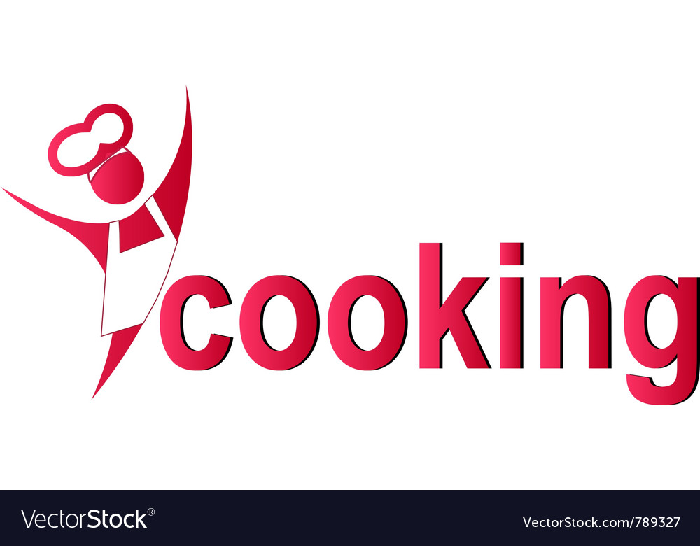 Cooking cheff vector image