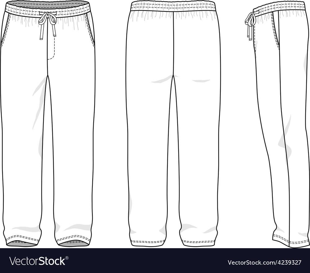 Sweatpant Jeans Men