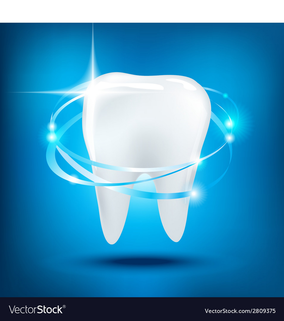 TOOTH01 vector image