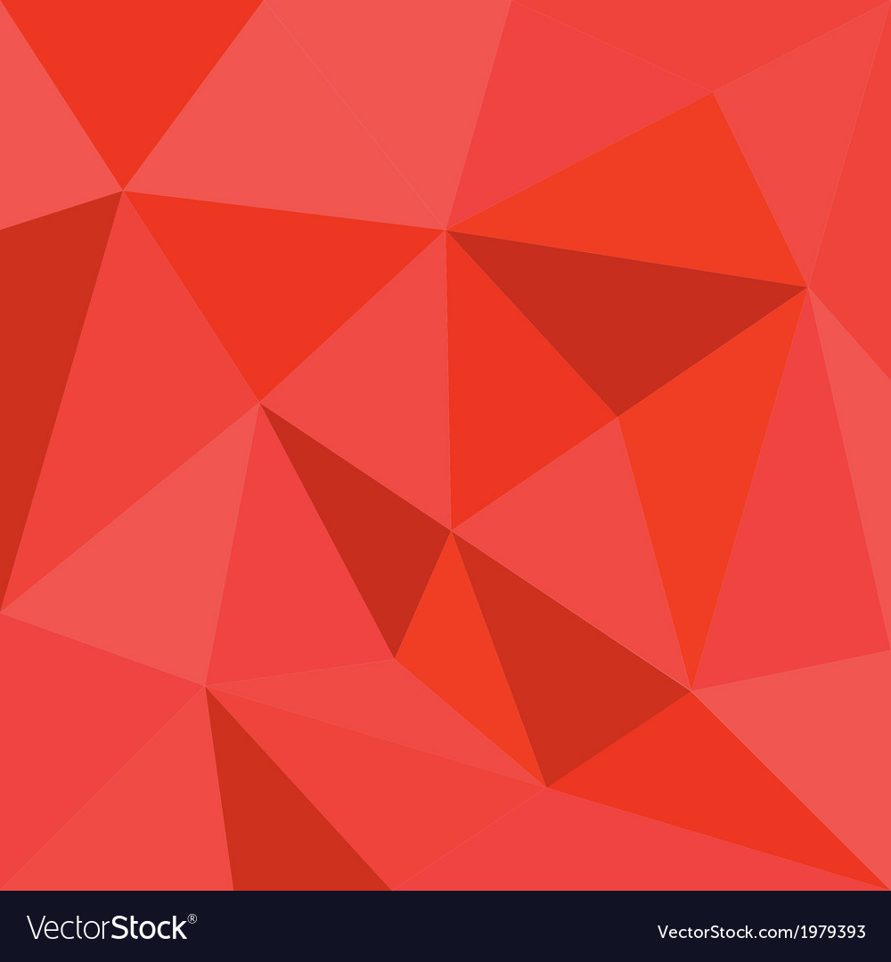 Red wrapping wallpaper background seamless pattern vector image